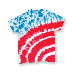 Patriotic Tie Dye T-shirts