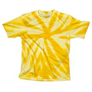 Polyester Tie Dye T-shirts