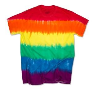 Pride Tie Dye T-shirts