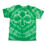 Shamrock Tie Dye T-shirts