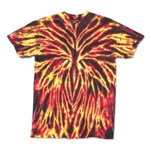 Spider Tie Dye T-shirts