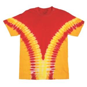 Vee Tie Dye T-shirts