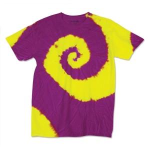 Wave Tie Dye T-shirts
