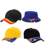 Australian Themed Headwear