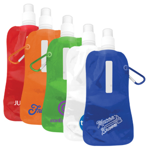 Foldable Drink Bottles