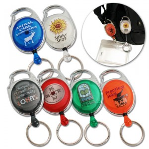 Lanyard Badge Reels