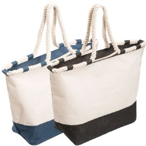 zippered-canvas-tote-bag