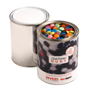 Tins of Lollies