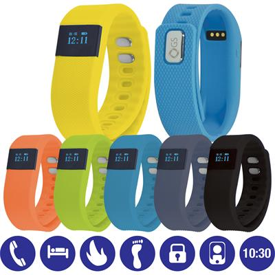 Pedometers & Fitness Bands