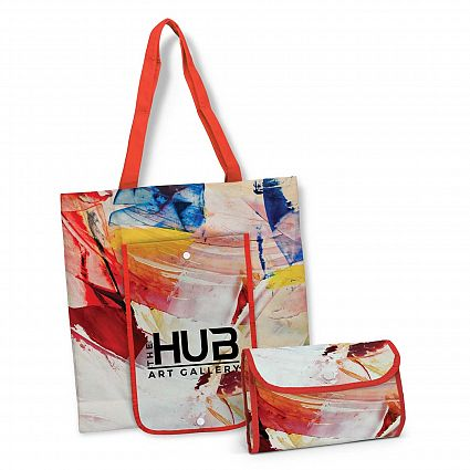 Fold Up Tote Bags