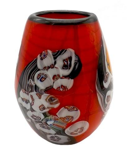 Glass Hand Made Vases